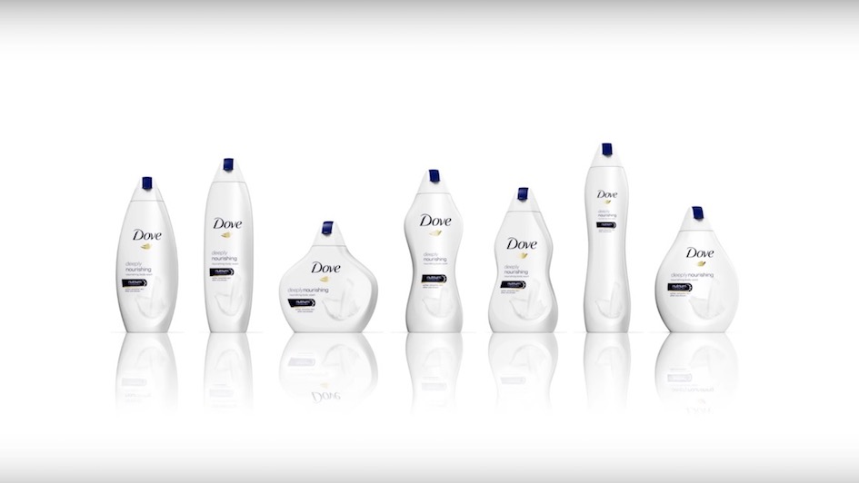 """Good Campaign of the Week: Dove """"Real Beauty Bottles"""""""