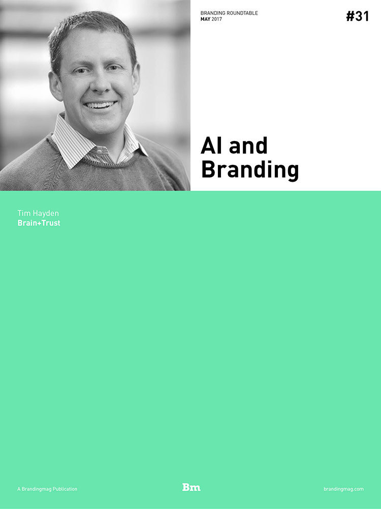 AI and Branding - Branding Roundtable 31