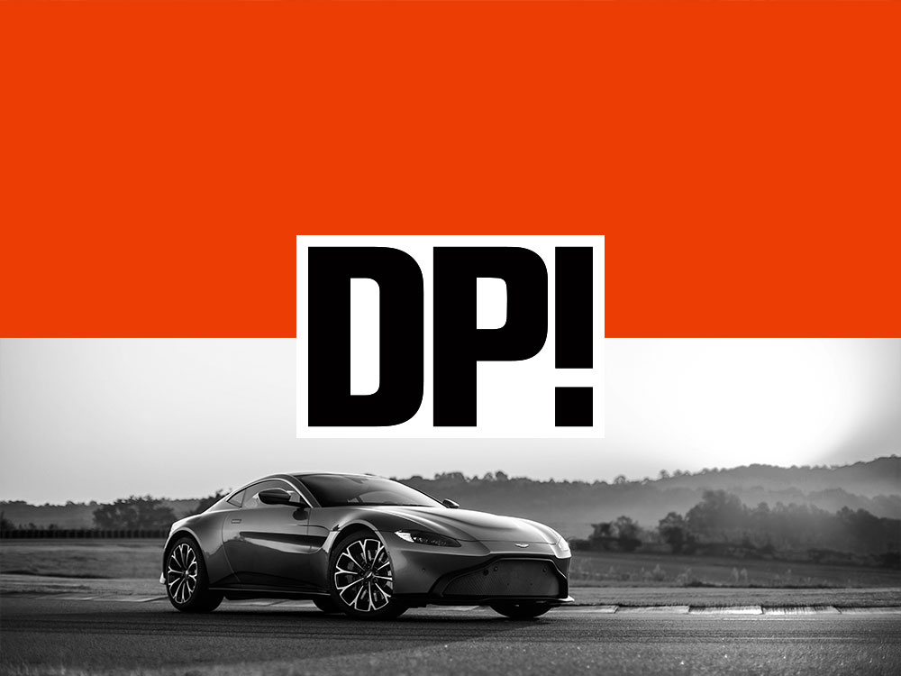 Don't Panic! Interview: Director of Marketing & Brand Strategy at Aston Martin, Gerhard Fourie