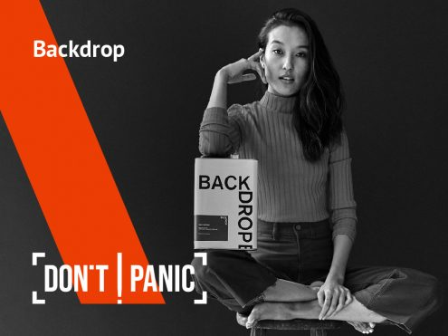 Don't Panic! Interview: Founders of Backdrop, Natalie & Caleb Ebel