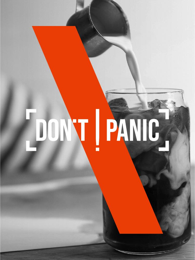 Bluestone Lane - Don't Panic! No. 11