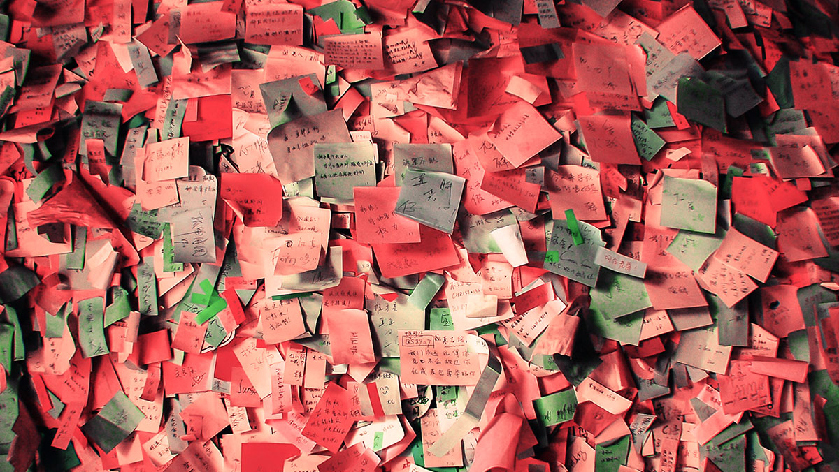 1,200 Post-It Notes to Fix a Broken Brand Culture
