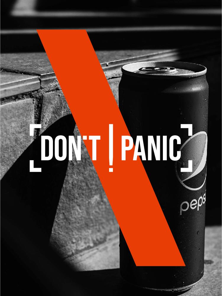PepsiCo - Don't Panic! No. 13