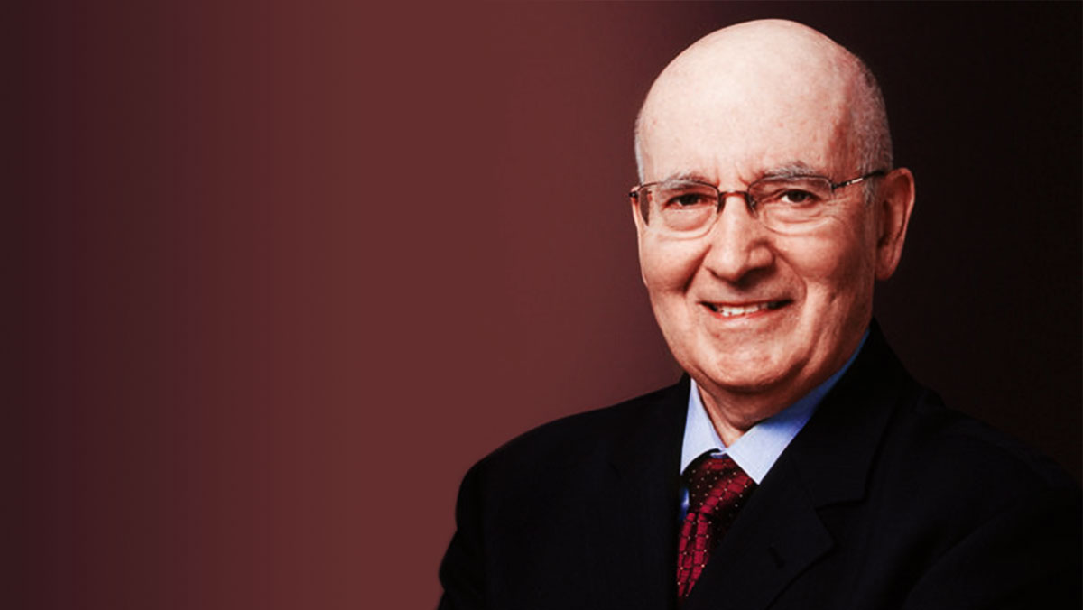 Exclusive Interview with Philip Kotler, Distinguished Prof. of International Marketing
