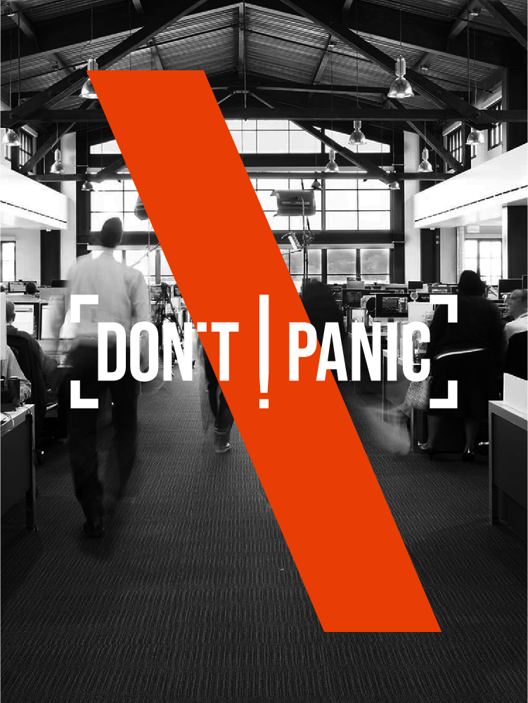 Bloomberg Media - Don't Panic! No. 14