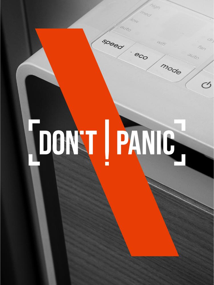 July - Don't Panic! No. 15