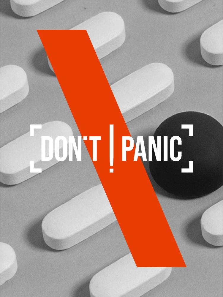 PYM - Don't Panic! No. 16