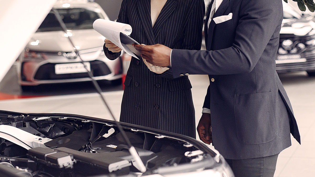 Car Buying and the Measure of a Corporate Brand